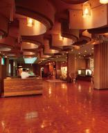 ホテルロビーの写真